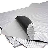 Виброизоляция, вибро Econom  33x50 см толщ 1,5 мм