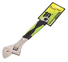 Ключ розвідний Alloid 250 мм, max 30mm.(КР-115250)