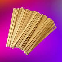 Мешалка деревянная  толстая в зип-пакете 800шт, фото 1