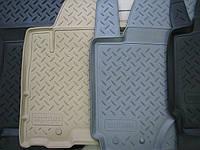 Коврики автомобильные для Kia (КИА),полиуретан Норпласт, фото 1