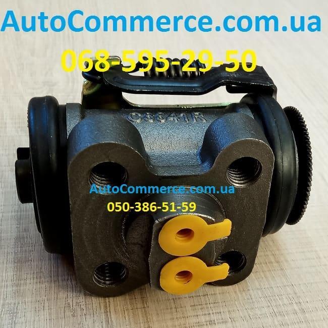 Цилиндр тормозной задний правый Isuzu NQR 71/75 Исузу, Богдан А092 с ABS без прокачки 8973588790