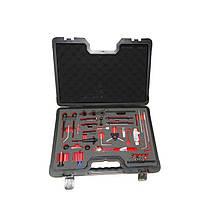 Набор фиксаторов для обслуживания двигателей группы VAG в кейсе Premium