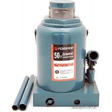 Домкрат бутылочный 50т с клапаном (h min 260мм, h max 415мм)