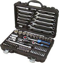 "Набір інструментів 1/2"", 1/4"", 82 предмета, (6-гр.) // Forsage 4821-5 код. 8994"