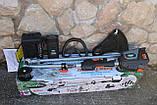 Потужній безщітковий акумуляторний  садовий тример  Scotts LCT1562S   62V з акум.2,5 А.г. (155 Вг), фото 6