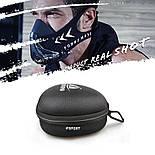 Спортивная маска FDBRO для бега, фитнеса размер S, M, L розовая, фото 6