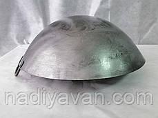 Сковорода из прокатной стали Вок 49*17, фото 3