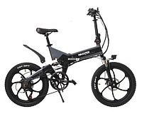 Электровелосипед Maxxter RUFFER MAX (black-gray), фото 1