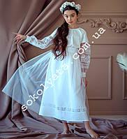 Вишита сукня для причастя