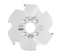 Дискова фреза CMT 100,4x22x7х4 Z3, Lamello P-System(Арт. 240.601.04)