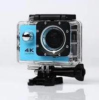 Экшн камера D800 4K - надежное крепление и широкий угол обзора'