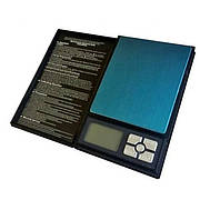 Ваги ювелірні Notebook 6296A, 500 гр (0,01)