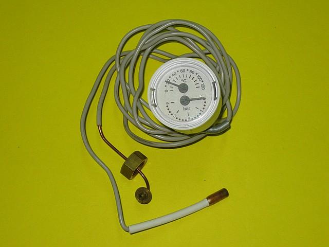 Термоманометр 8922380 Westen Energy, Baxi Eco