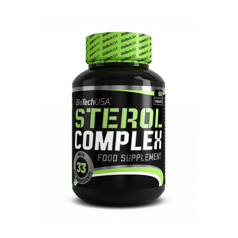 Sterol Complex (60 tabs) BioTech