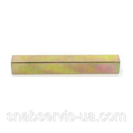 Вал квадратный метал. L-144 мм.