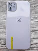 """Чехол для iPhone 11 6.1"""" силиконовый прозрачный Usams TPU Transparent"""