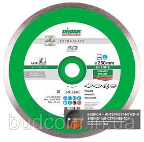 Алмазный диск Distar по граниту 250x1,6x10x25,4 мм