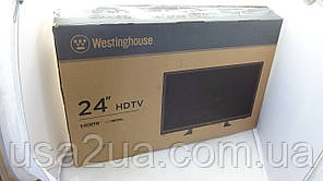"""24"""" LED Телевизор Westinghouse WD24HAB101 HDTV 720p LED Кредит Гарантия Доставка"""