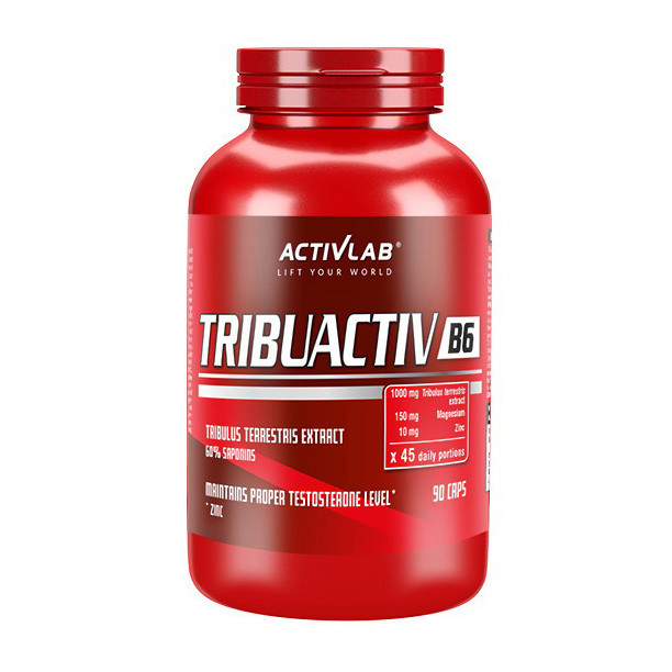 Tribuactiv B6 (90 caps) Activlab