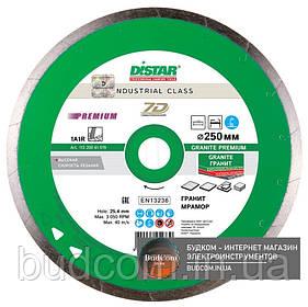 Алмазный диск Distar по граниту 250x1,7x10x25,4 мм