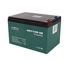 Аккумуляторная батарея LogicPower LP 6-DZM-12 - под Болт М5 (LP9172)