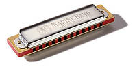 Губная гармоника HOHNER Marine Band Soloist C-Major