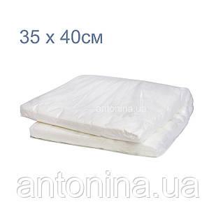 Полотенце одноразовое для педикюра 35х40см, 100 шт/уп