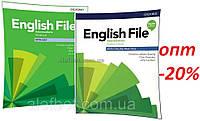 Английский язык / English File / Student's+Workbook. Учебник+Тетрадь (комплект), Intermediate / Oxford