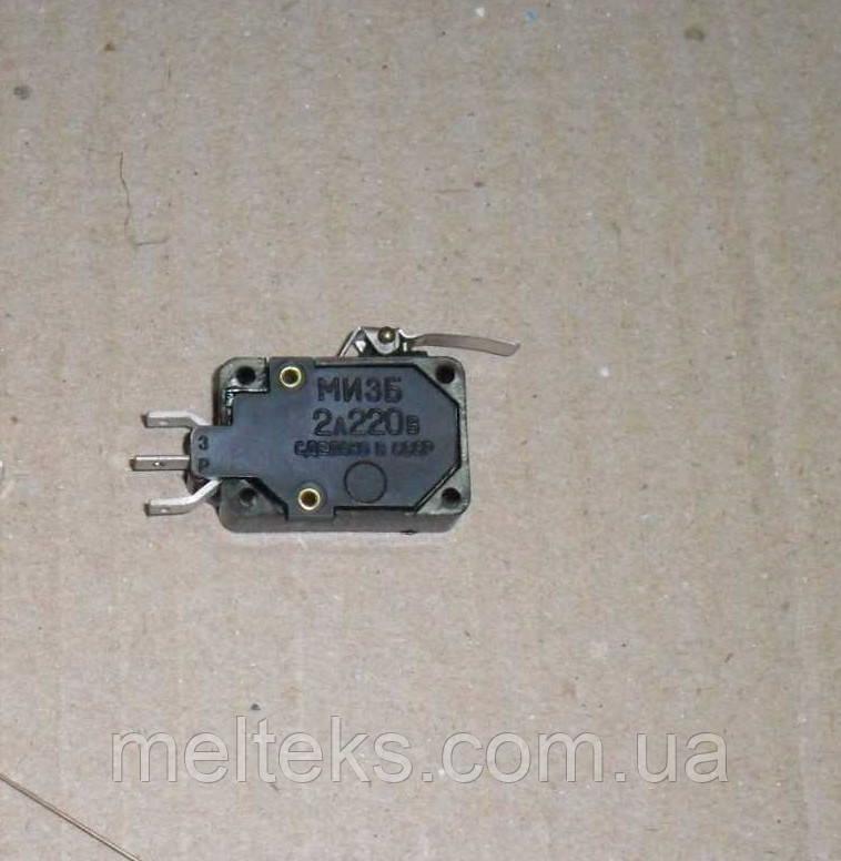 Микропереключатель МИ 3Б с лепестком