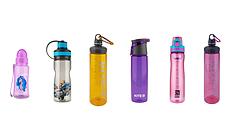 Бутылочки для воды,чашки,стаканы