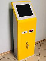 Платежный терминал самообслуживания ПТКС-1, терминал пополнения счета, платіжний термінал, аппарат