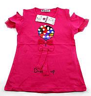 Футболка на девочку 3 4 5 6 7 лет футболки детские для девочек