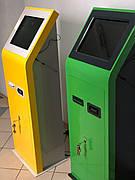 Терминал пополнения счета ПТКС-2, терминал оплаты, платежный терминал, платіжний термінал