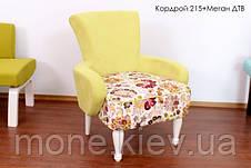 """Кресло с текстильной обивкой """"Любава"""" , фото 2"""