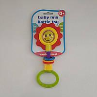 Погремушка игрушка в ручку для малыша, Польша