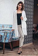 Жакет Фьюжн 44-52 белый, фото 1