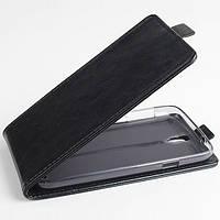 Чехол флип для OnePlus 2 чёрный
