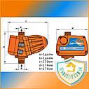 Электронная автоматика для насосов Pedrollo EASY PRESS II., фото 10