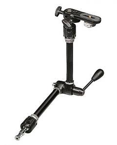 Кронштейн Manfrotto шарнирный Magic Arm с креплением для камеры