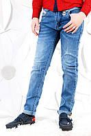 {есть:12 лет 152 СМ} Джинсовые брюки для мальчиков, F-26, Артикул: 01164-H [12 лет 152 СМ]