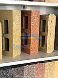 Пустотелый Кирпич колотый, ложковой 250Х100Х65мм, фото 3