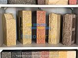 Пустотелый Кирпич колотый, ложковой 250Х100Х65мм, фото 4