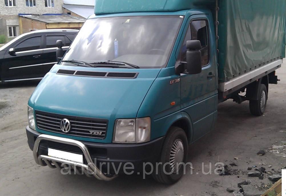 Кенгурятник двойной (защита переднего бампера) Volkswagen LT-35 1996-2006
