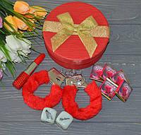 Женский подарочный набор с наручниками, фото 1