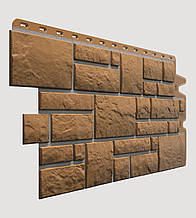 Фасадная панель Docke Burg кукурузная (камень)