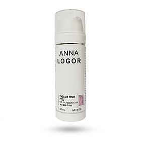 Пилинг Энзимный фруктовый Anna LOGOR Enzyme Fruit Peel 50 ml Art.939