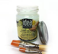 Лак Идея Idea Maimeri (Италия) стекловидный,глянцевый, пробник 17 мл.Для декупажа, эпоксидных смол. №752