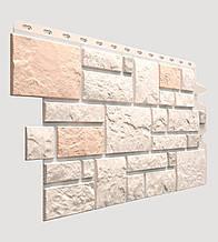 Фасадная панель Docke Burg льняная (камень)