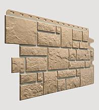 Фасадная панель Docke Burg оливковая (камень)