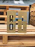 Пустотіла Цегла колота, тичкова 230Х100Х65мм, фото 2